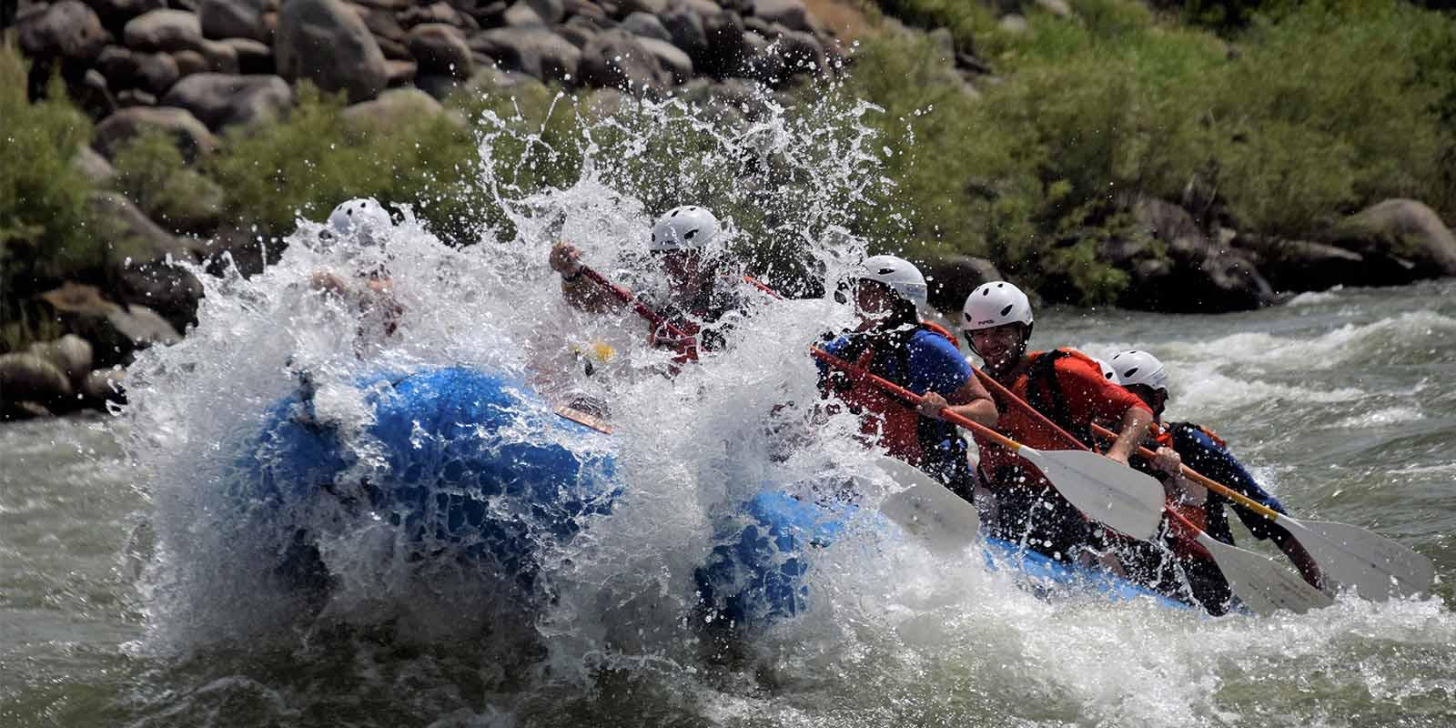 White Water Rafting Montana
