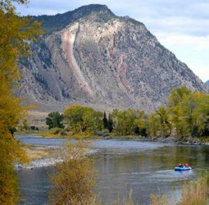 White Water Rafting Yellowstone